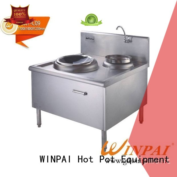 WINPAI appliance stovetop induction plate Suppliers for home