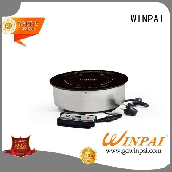 WINPAI induction top electric range for business for restaurant