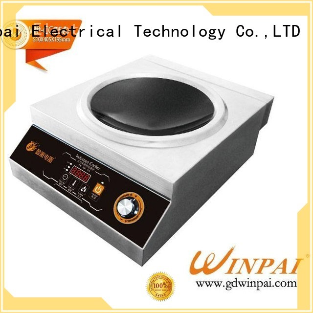 WINPAI high efficiency induction oven products manufacturer for indoor