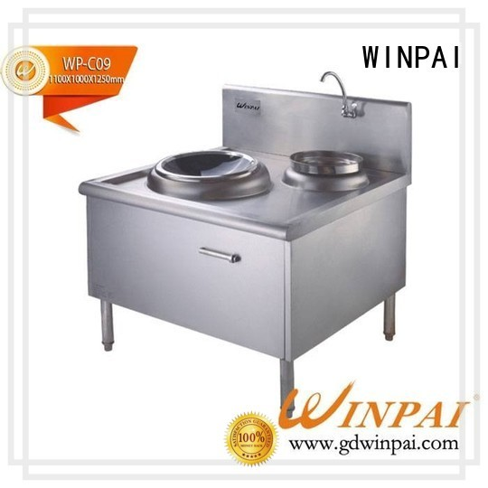 WINPAI safety hot pot cookware series for home