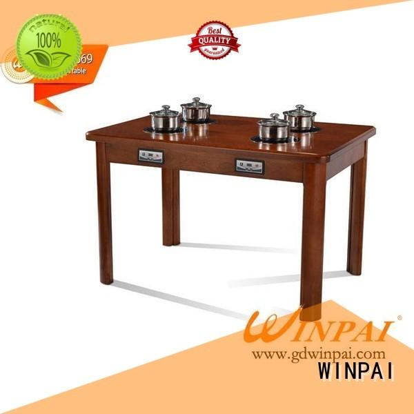 shabu pot one marble hot pot stockpot cabinet WINPAI Brand