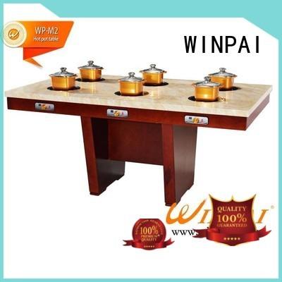 WINPAI popular shabu shabu pot wholesale for restaurant