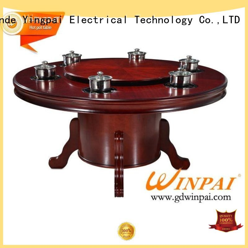 smokeless buy chinese hot pot cooker cast factory for cafe
