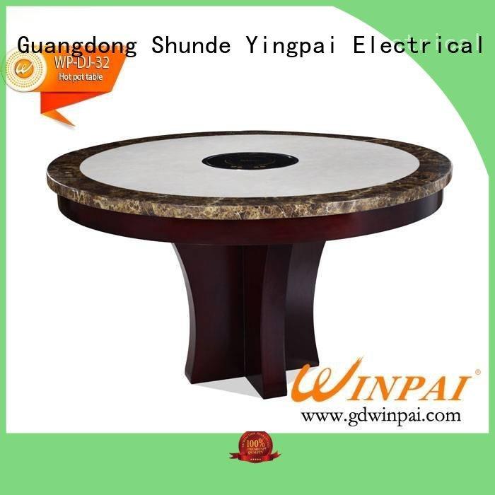 WINPAI grill hot pot plate supplier for hotpot city