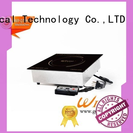 WINPAI round hot pot cooker wholesale for indoor