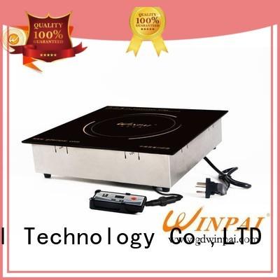 smokeless hot pot cooker touch supplier for villa