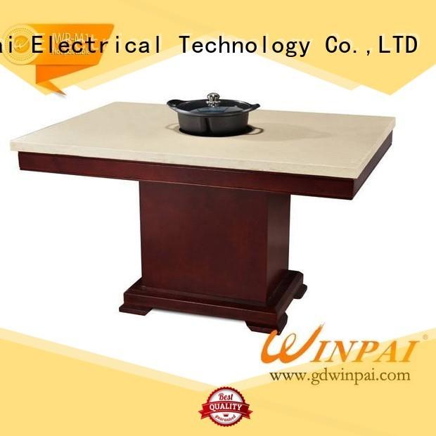 WINPAI supplied hot pot plate manufacturer for restaurant