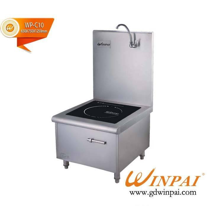 2015 WINPAI hot sale commercial induction soup boiler