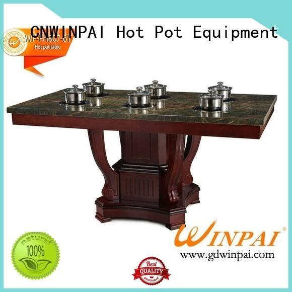 shabu pot bottom grillwinpai sauce CNWINPAI Brand company