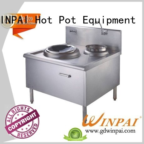 WINPAI 4 induction cooktop Suppliers for indoor