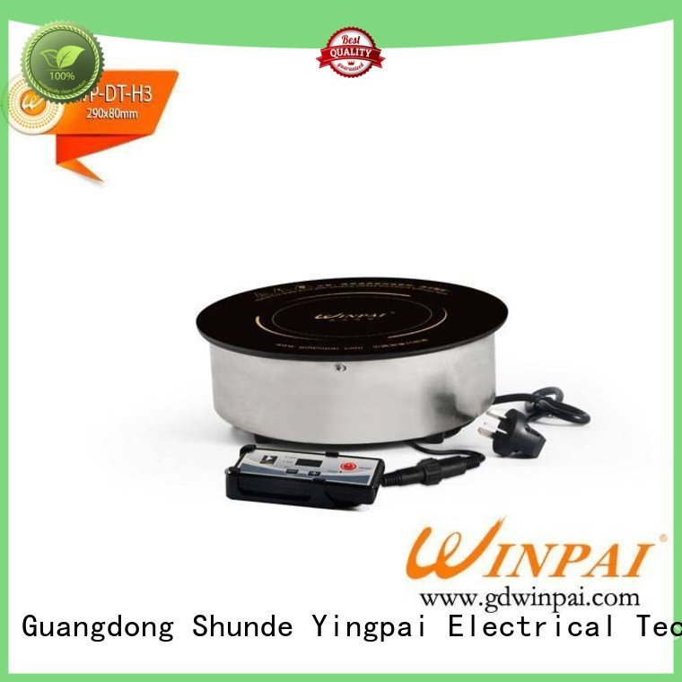 WINPAI appliance induction cooktop technology for indoor