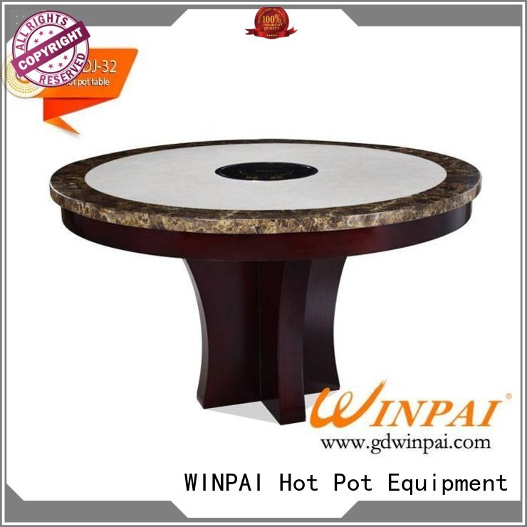WINPAI high quality hot pot shabu shabu winpais for restaurant
