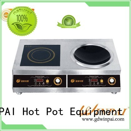 WINPAI Latest buy induction hot plate supplier for villa