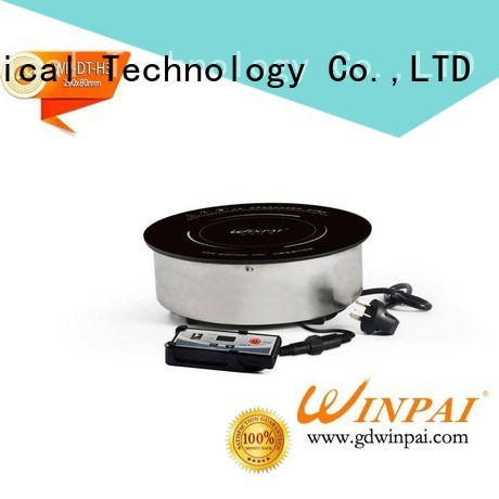 Best touch induction cooktop double manufacturer for restaurant