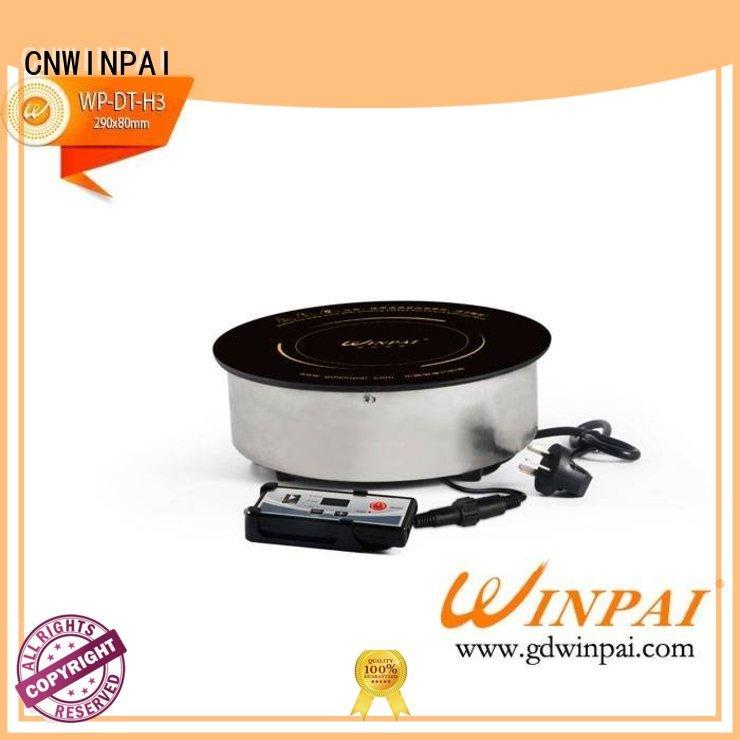copper stock pot pu silver hot pot cookware modern CNWINPAI Brand