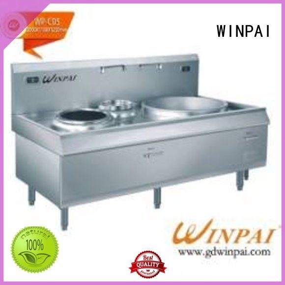 WINPAI high quality hot pot accessories supplier for restaurant