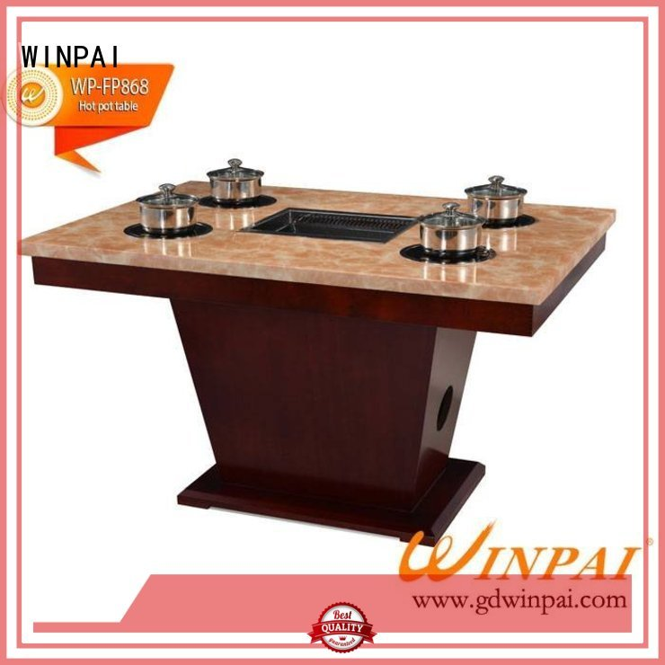 professional backyard grill table top manufacturers for restaurant