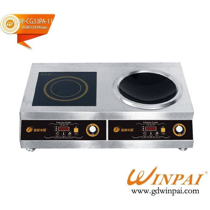 Factory commercial induction cooktop-WINPAI