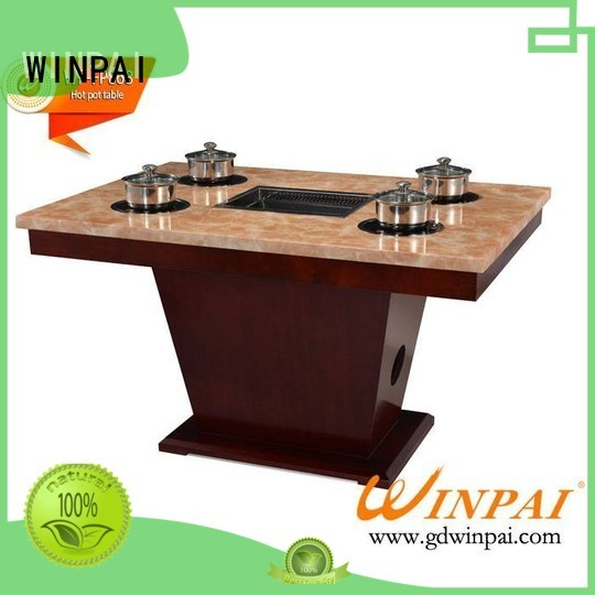 Top asian steamboat cooker hotpot company for restaurant