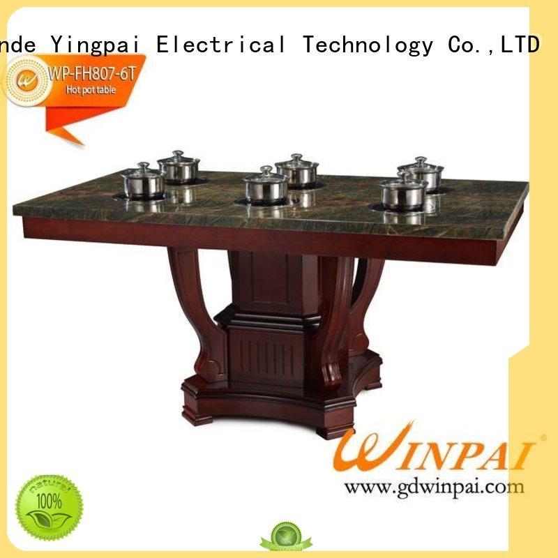 WINPAI economical hot pot stockpot supplier for hotpot city