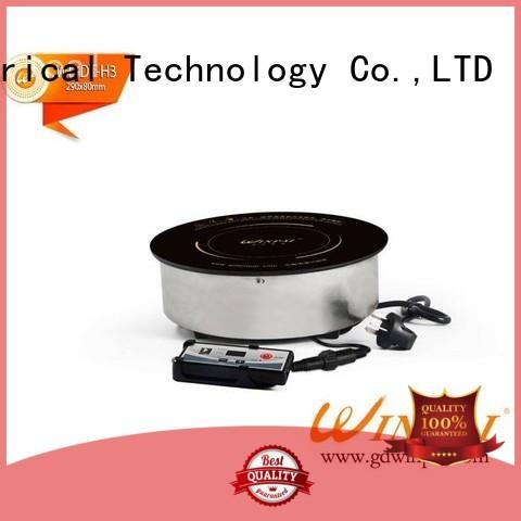 WINPAI excellent hot pot cooker supplier for villa