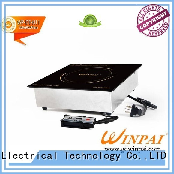 WINPAI boiler hot pot cooker wholesale for indoor