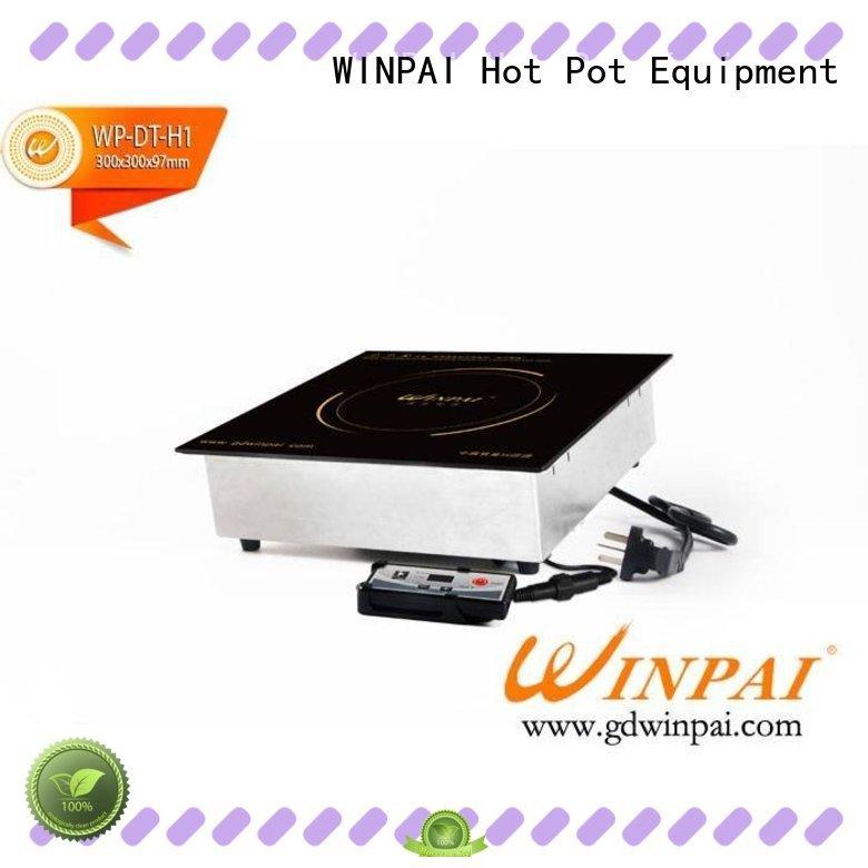 WINPAI sell hot pot cookware series for villa
