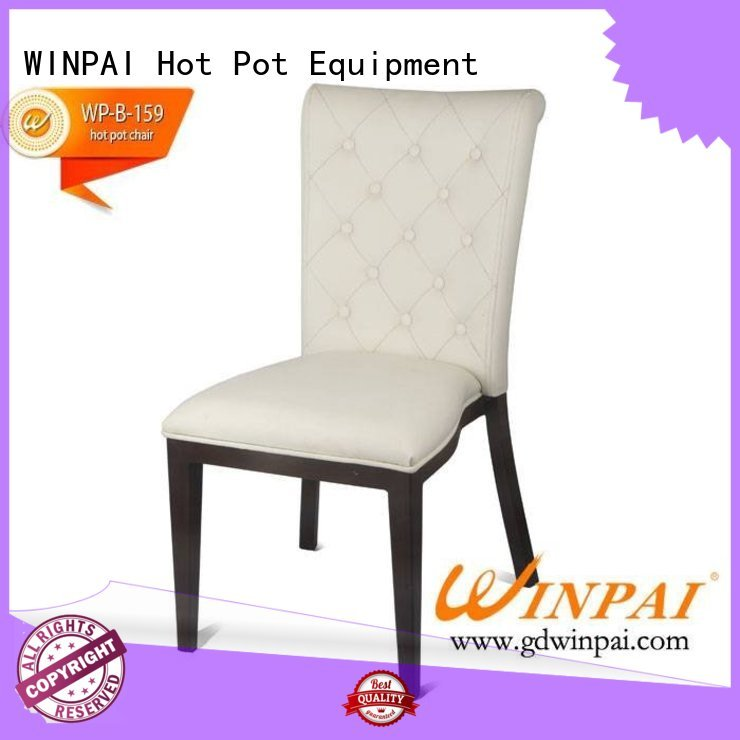 Hot pot chair and hotel reception chair of WINPAI