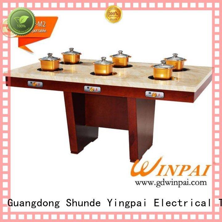 WINPAI restaurant stainless steel pot manufacturer for cafe