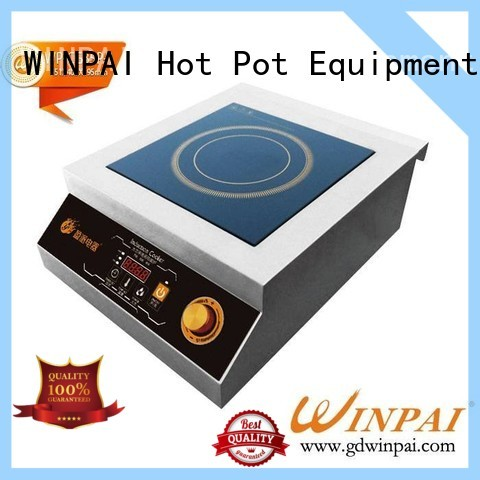 WINPAI professional electric induction hobs for sale manufacturer for indoor