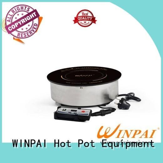 WINPAI professional hot pot cookware supplier for restaurant