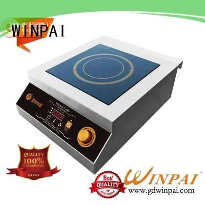 WINPAI commercial hot pot cooker supplier for indoor