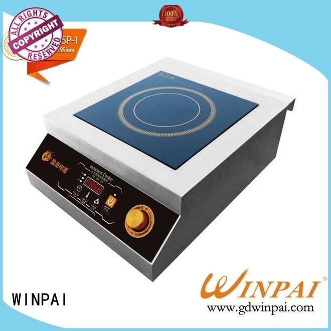 WINPAI selling induction stove top price for villa