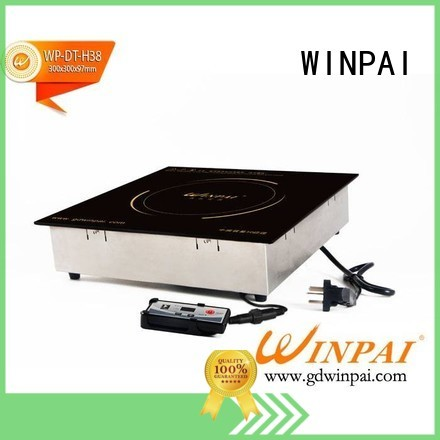 high efficiency electric induction hob pans quality Supply for indoor