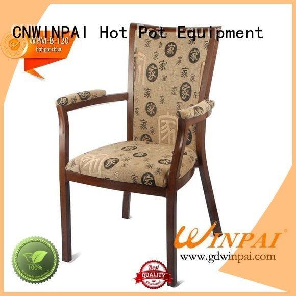 hotel modern by import CNWINPAI Hotel Aluminum Chairs