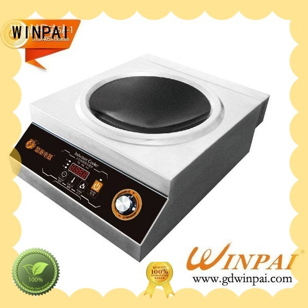 WINPAI electric buy copper pot chinese for indoor