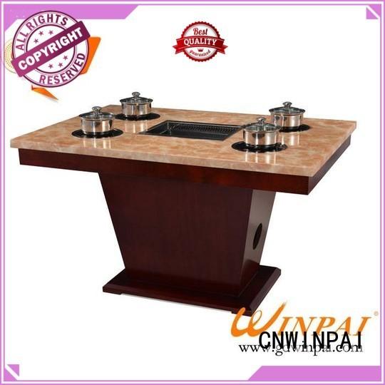 wooden hobwinpai highgrade hot pot stockpot CNWINPAI