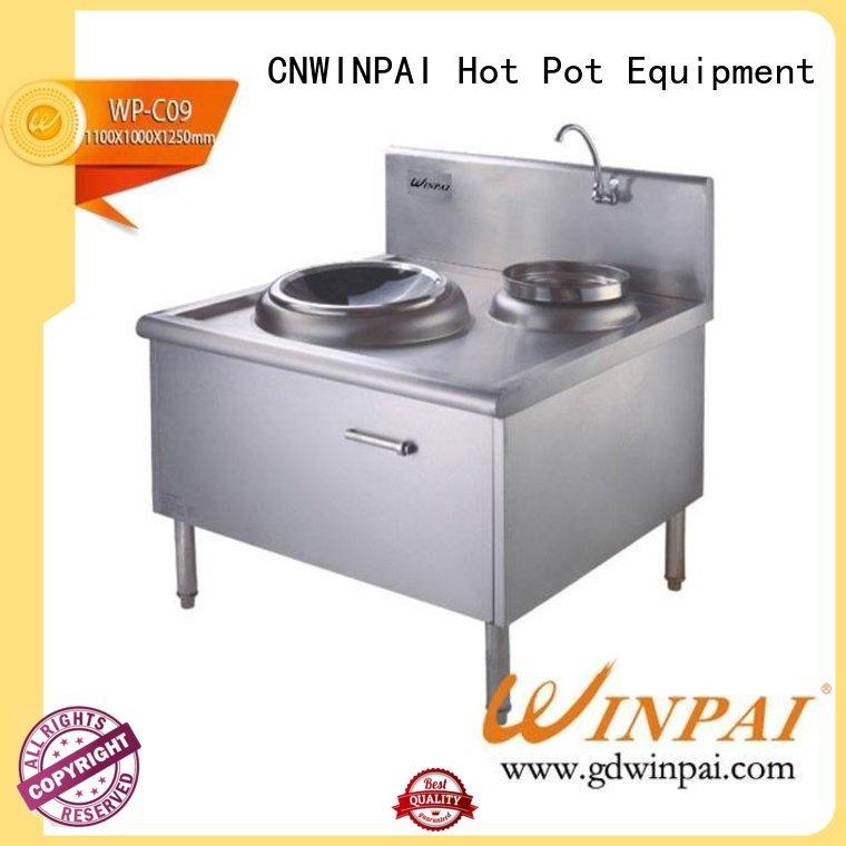 Wholesale topwinpai copper stock pot kitchenwinpai CNWINPAI Brand