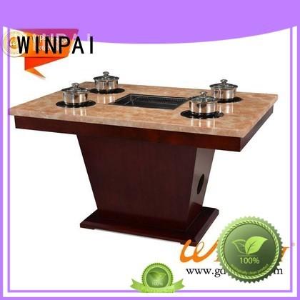 Hot smokeless chinese steamboat cooker fashion WINPAI Brand