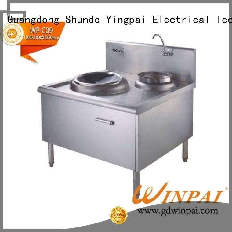 WINPAI Latest magnetic induction hot plate company for villa