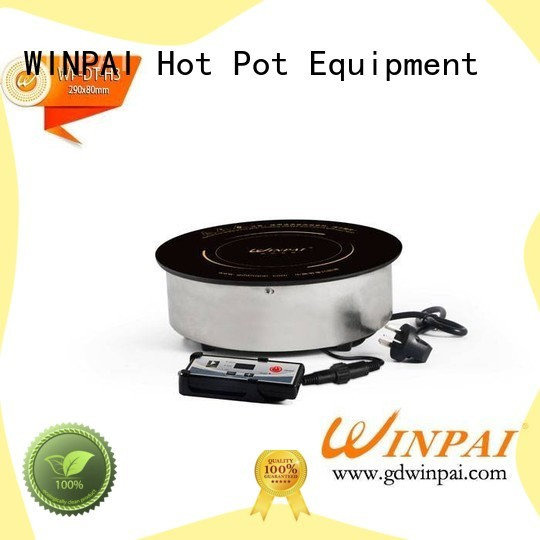 WINPAI Top magnetic induction hot plate for business for villa