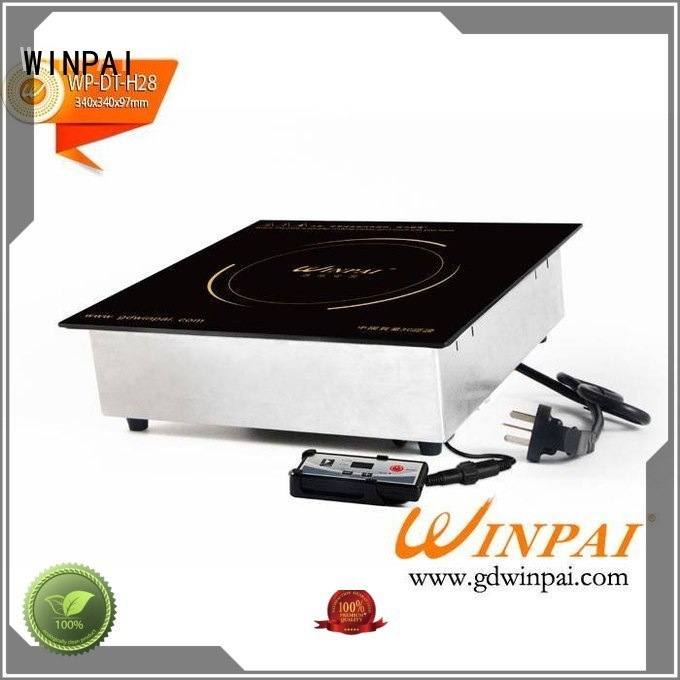 WINPAI highpower cook induction heating company for villa