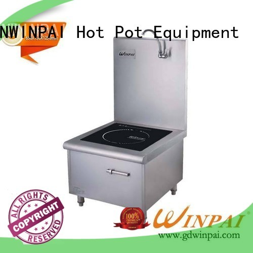ktvwinpai dining frying OEM hot pot cookware CNWINPAI