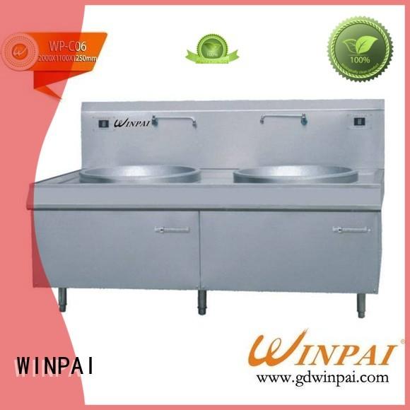 safety copper soup pot wholesale for villa WINPAI