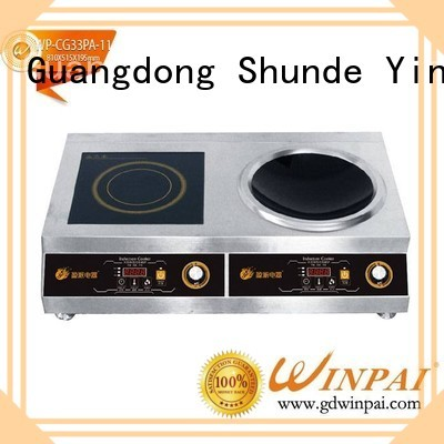 WINPAI Latest built in induction stove manufacturer for home