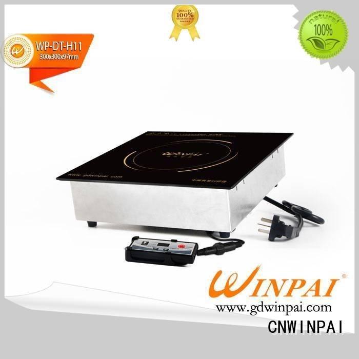 hobcnwinpai doublehead hot pot cookware cooktop CNWINPAI