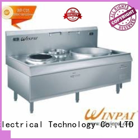 WINPAI industrial price induction cooktop for business for home