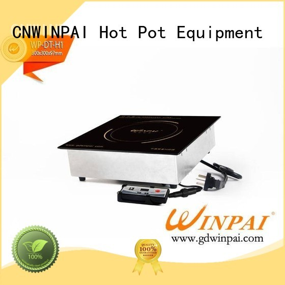 ring sauce sand bar copper stock pot CNWINPAI Brand