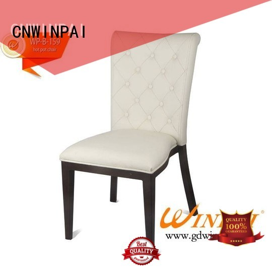 Hot design hot pot chair reception CNWINPAI Brand