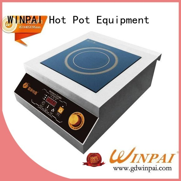 professional induction hot plate online winpai Suppliers for indoor